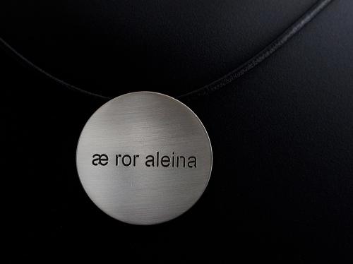 """Æ ror aleina"""