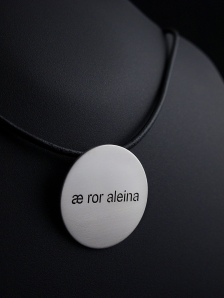 """Æ ror aleina"" I"